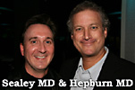 Dr.Rob Sealey and Dr. Dave Hepburn hosts of WISEQUACKS Humorous Radio Show on Medical Topics heard across Canada CLICK FOR MORE INFO